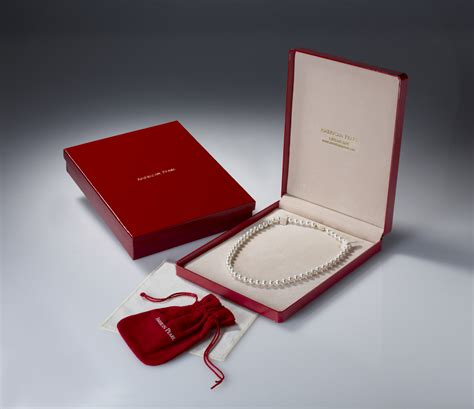 Gift Box Necklace free gift box with every pearl order american pearl