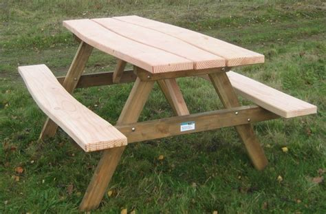 norbury park picnic table tables and seats countryside