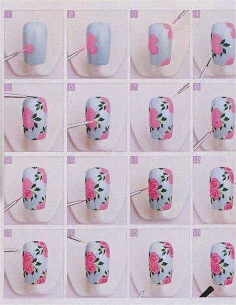 nail art tutorial on pinterest nail tutorial step by step nail art tutorials nails