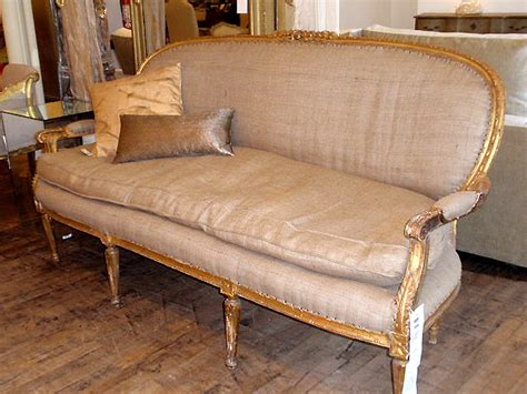 burlap couch burlap sofa suffolk sofa in burlap fabric by jackson