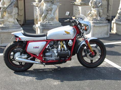 gl1000 cafe racer kit 1975 honda gl1000 goldwing cafe racer for sale