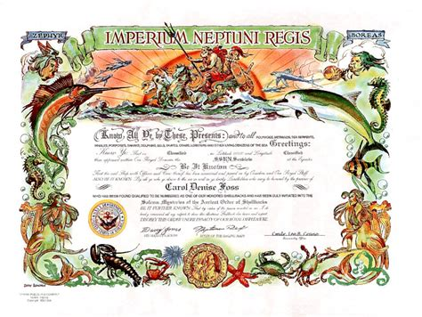 crossing the line certificate template shellback certificate pictures to pin on pinsdaddy