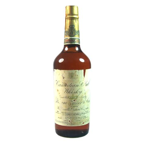 Canada House Whiskey by Canadian Club 1932 Canadian Whisky