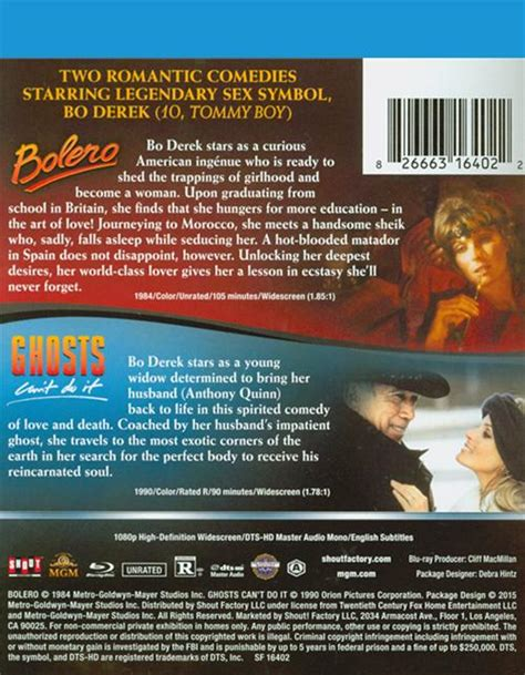 ghosts can t do it movie posters from movie poster shop bolero ghosts can t do it double feature blu ray 1984