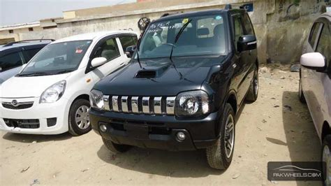 Road Suzuki Jimny For Sale Suzuki Jimny 2009 For Sale In Karachi Pakwheels