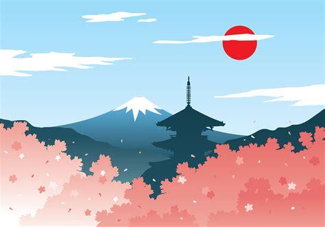 plum blossom japan  vector   vectors