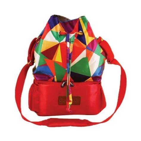 Termurah Tas Bayi Gabag Cooler Bag Sling Flower Murah looking for stylish cooler bag smartmama