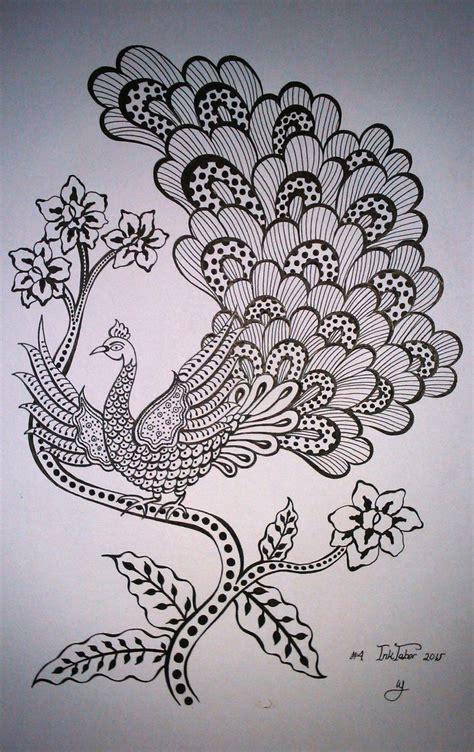 Kulot Batik Elegan 2 Motif motif batik merak by winawasaby on deviantart