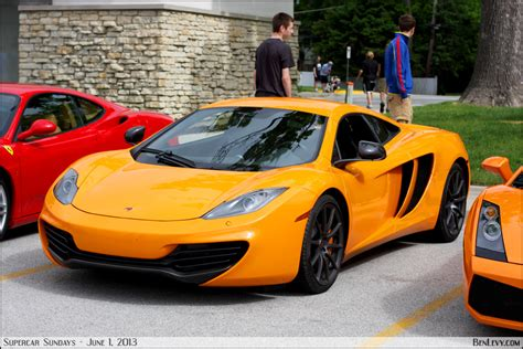 orange mclaren 12c orange mclaren mp4 12c benlevy com