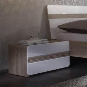 table de nuit design moderne accueil design et mobilier