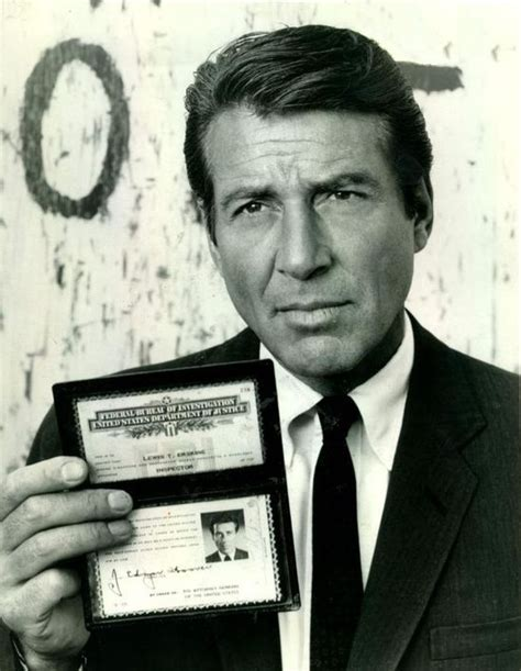 Mba Fbi Special by Kent Space 追悼 Efrem Zimbalist Jr R I P