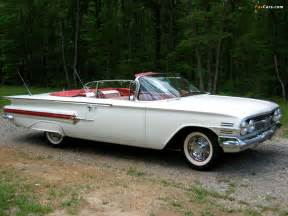 photos of chevrolet impala convertible 1960 1024x768