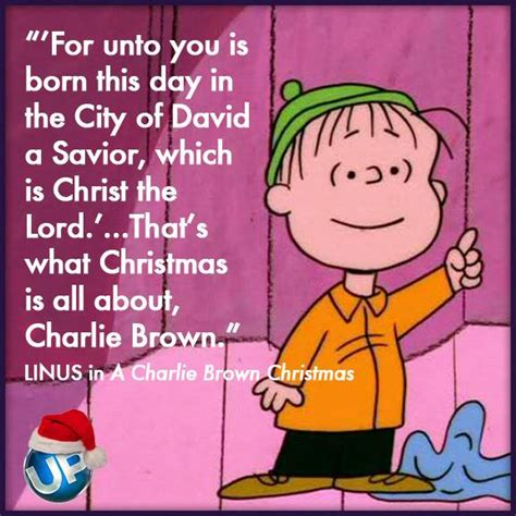 linus explains christmas aroundustyroads