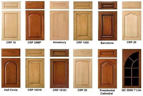 Kitchen Cabinets Door Styles Great Kitchen Cabinet Door Styles 2016