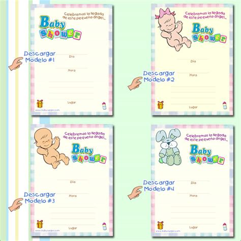 Baby Shower Pdf by Baby Shower Pdf Imagui