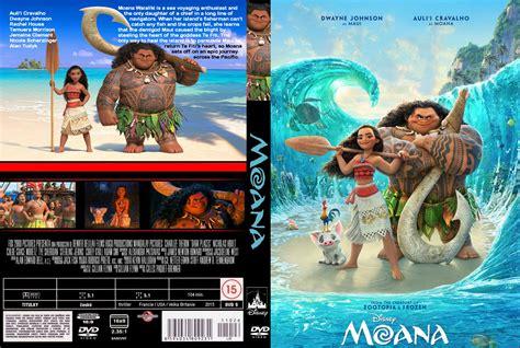 Dvd Moana moana dvd cover label 2016 r0 custom