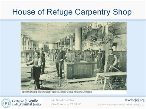 2 origins of the house of refuge movement