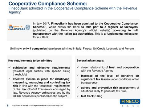 The Essential Laws Of Banking Explained by Finecobank Banca Fineco Spa Adr 2017 Q3 Results