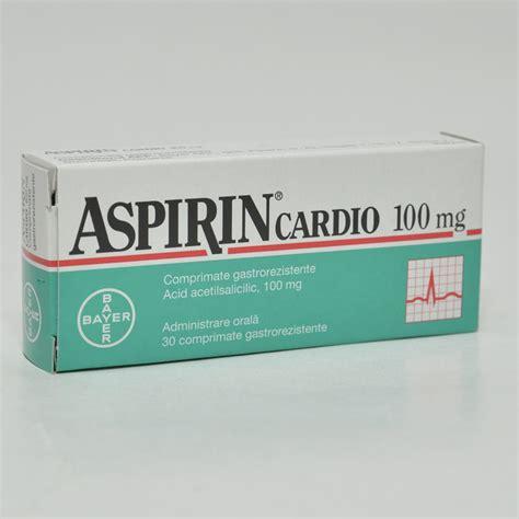 Obat Cardio Aspirin 100 Mg aspirin cardio 100mg 30 comprimate gastro rezistente