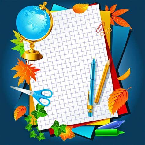 imagenes bonitas escolares caratulas para cuadernos y trabajos
