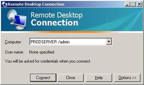 rdp console troubleshooting windows remote desktop connections