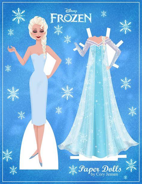 frozen doll images paper dolls frozen fan 35071483 fanpop page 10