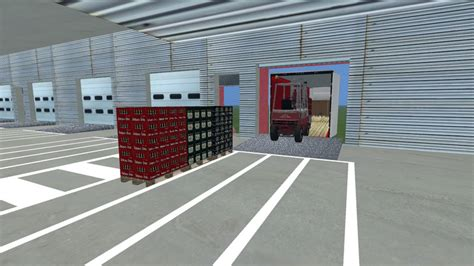 Warehouse Ls by Logistics Center V 2 1 Placeable Ls15 Mod