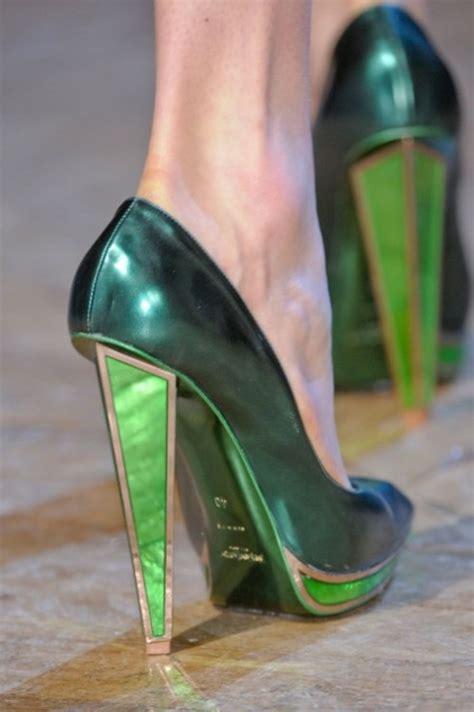 emerald green high heel shoes ysl emerald green pumps kute clothes