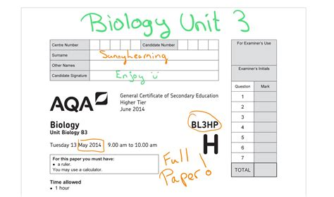 Aqa Maths Intermediate Past Papers by Gcse Biology Past Papers Aqa 2017 Best Papers 2018