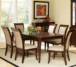 7 Piece Dining Room Set Marseille 7 Piece 72x44 Dining Room Set At Dining