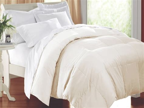 ivory down comforter down alternative comforter ivory 3 sizes