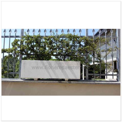 vasi cemento roma fioriere in cemento cm80 fioriere da esterno vasi