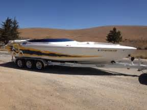 formula 28 extreme boats 2002 dcb 28 extreme powerboat for sale in arizona