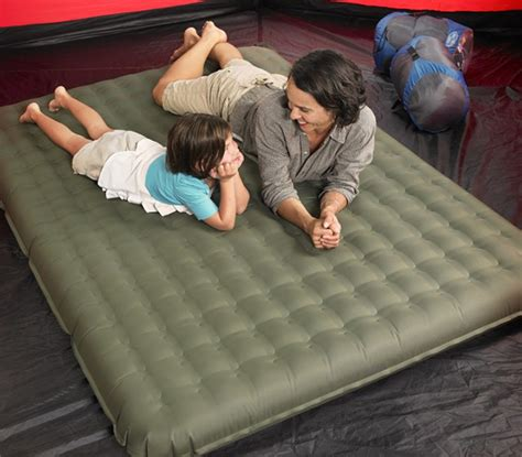 Light Speed Air Mattress by Lightspeed Outdoors 2 Person Air Bed Is Pvc Free 50