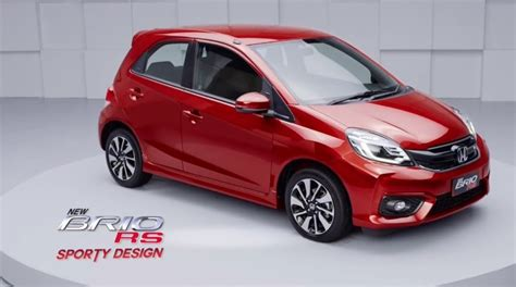 Honda Brio Rs 2017 new honda brio rs 2017 mobil imut penawar dahaga bagi