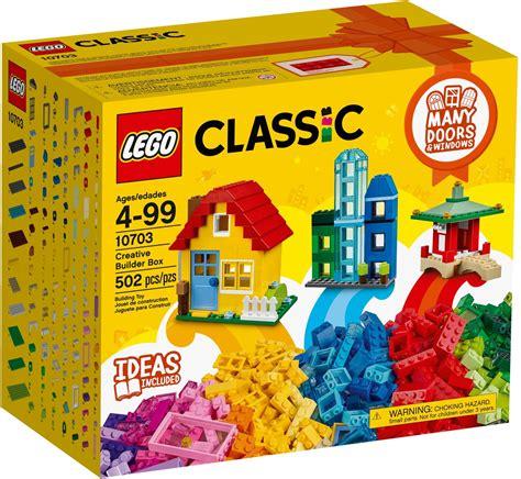 10703 Lego Classic Creative Builder Box Exclusive 10703 lego classic creative builder box