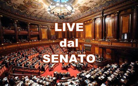diretta senato fragolemature it diretta dal senato