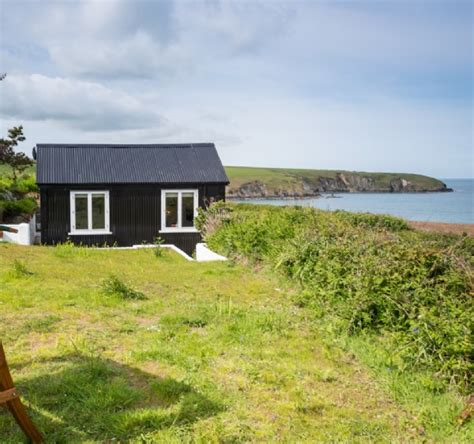 Luxury Cottage Pembrokeshire by Cable Hut Cottage Pembrokeshire Luxury Coastal Cottage