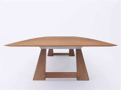 modern wood conference table ambience dor 233