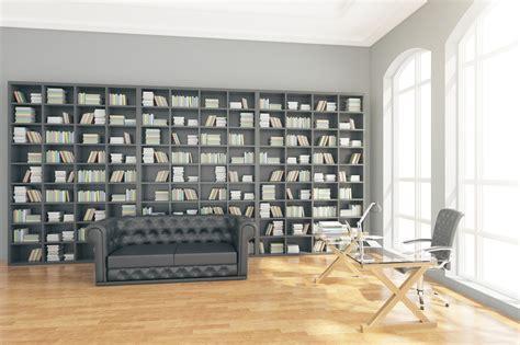 Merveilleux Peinture Carrelage Sol Salle De Bain #4: La-méthode-pour-fabriquer-une-bibliothèque-sur-mesure.jpg