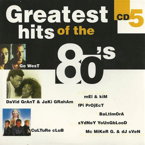 best house music cd greatest hits of the 80 s cd5 acquistare mp3 tutte le