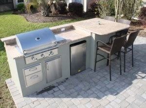outdoor cabinetry charleston sc