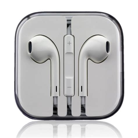 Headset Iphone 5s In Ear Headset Iphone 5 5s 5c Ipod Nano 7g Ipod