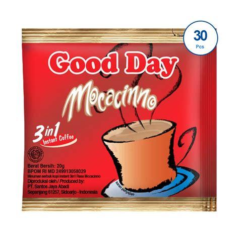 Day Mocacinno Isi 30 Sachet jual day kopi moccacino bag 30 sachet 20 gram