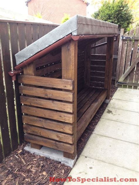 diy wood shed howtospecialist   build step