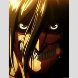 Attack On Titan Eren Titan Form Face   500 x 650 jpeg 41kB