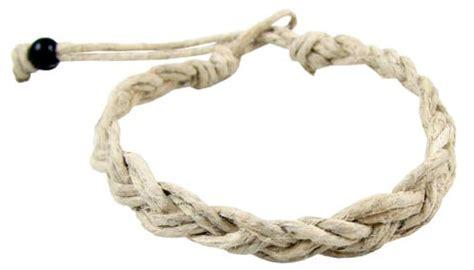 Hemp Braiding Patterns - how to make a simple braided hemp bracelet factory