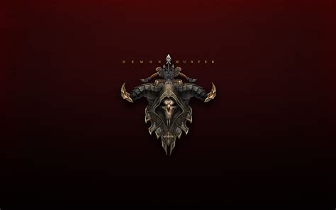 demon hunter wow wallpaper wallpapersafari