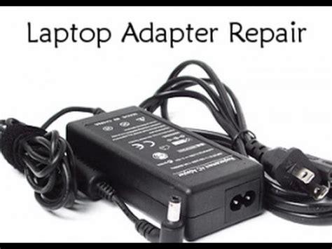 laptop charger repair how to repair laptop charger repair in
