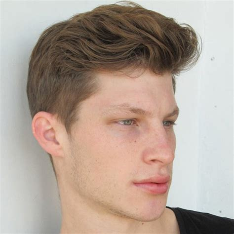 haircut long on top short on sides easy men s hairstyles long top short sides